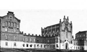 Patrimonio. Hospital-Asilo de San Rafael (Madrid) | Ignacio de Aldama Elorz