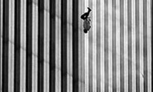 A cidade hiper-tempo. The Falling Man | Miquel Lacasta