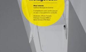Metagénesix en Ourense. Mesa redonda. Tema. A Rehabilitación