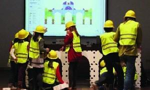 Infantile workshops of Architecture: Sen moverte do sofá