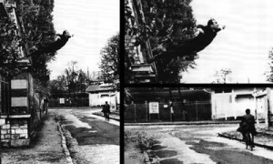 The end of the modern city [Le saut dans le vide] | Miquel Lacasta Codorniu