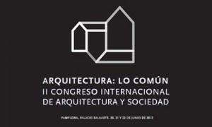 II Congreso Internacional `Arquitectura: O Común´