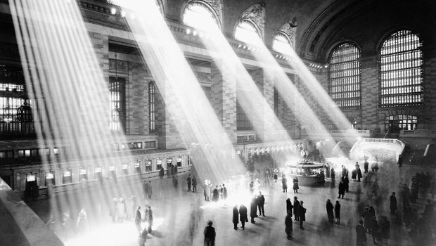 Grand Central Station (New York City Municipal Archives)