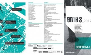 The Festival EME3 returns to the public space