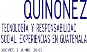 ASFE conferencia Javier Quiñónez