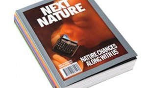 Next Nature. Nature changes along with us