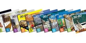 8 años de 30-60 Cuaderno Latinoamericano de Arquitectura