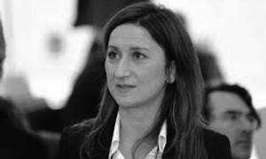 'Xentes, espazos e Lugares'. Meeting with Patrizia di Monte