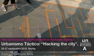"""Obradoiro de Urbanismo táctico: """"Hacking the City"""""""