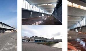DÍA MUNDIAL da ARQUITECTURA 2012 A Coruña· Visita Lonxa de Gran Sol