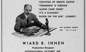 Publicidade de 1945 | Jorge Gorostiza