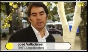 Intervención urbana, proyecto plaza efímera. Pontevedra