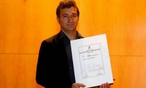 Premio Juana de Vega de Arquitectura 2012. Jesús Conde
