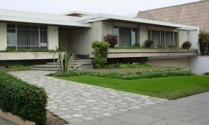 Nycander House. Alfredo Baertl Montori | Fernando Freire Forga