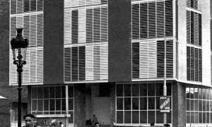 Edificio de vivienda en la Barceloneta | Aldo G. Facho Dede