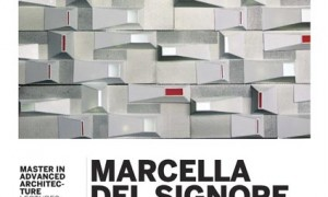 Conference of the architect Marcella Del Signore in the IAAC