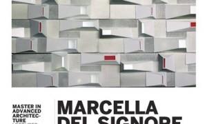 Conferencia da arquitecta Marcella Del Signore no IAAC