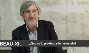 Video interviews Joaquin Sabaté | XI BEAU