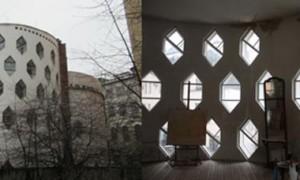 """Exposición """"Arquitectura constructivista en Moscú 2012"""" · Semana de la Arquitectura A Coruña 2012"""