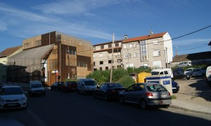 Lérez Cultural Center | Jorge Rodríguez+José María Soto