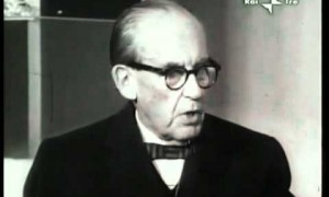 Walter Gropius interview by Emilio Garroni (1961)
