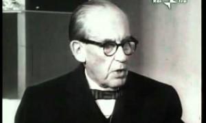 Walter Gropius entrevista de Emilio Garroni (1961)