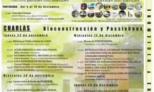 Ciclo Passivhaus e Bioconstrucción 2012