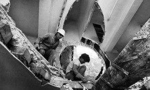 Gordon Matta-Clark and the demolition of the white bucket | Ángel Cerviño
