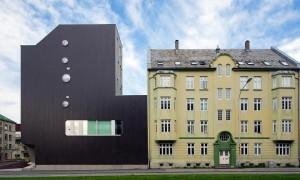 Residendecia de estudiantes Teknobyen | MEK Architects+Link-Signatur