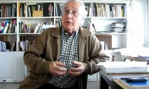 El arquitecto y la sociedad. Manolo Gallego