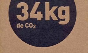 34 Kg de CO2