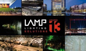 Lamp Lighting Solutions Awards 2013