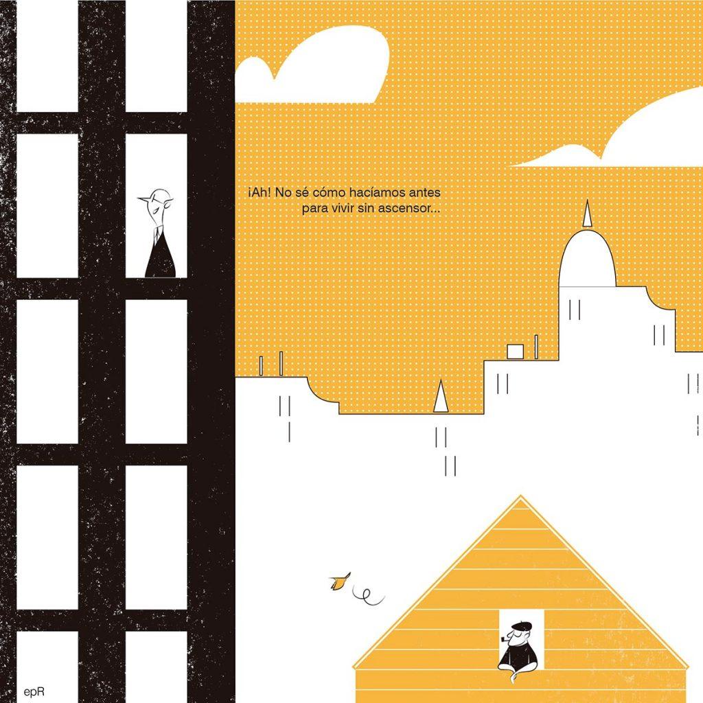 La ciudad (II) epR