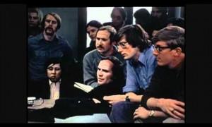 Louis I. Kahn habla a un ladrillo