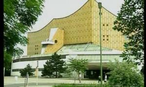 Hans Scharoun [Fundación Caja de Arquitectos]