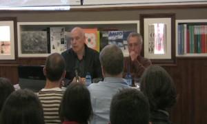 Conferencia Manuel Gallego | Proxecto intemción 2010