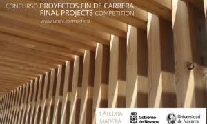 I Concurso PFC Cátedra Madera