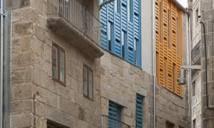 Rehabilitación de 7 edificacións para 9 vivendas e local comercial | Cendón Vázquez Arquitectos