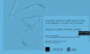 Xornadas Virtuais sobre Arquitectura, Sostenibilidade e Nueovas Tecnoloxías