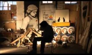 Banksy: Exit through the gift shop (sub español)