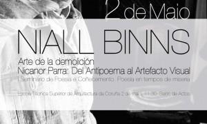 El arte de la demolición · Niall Binns