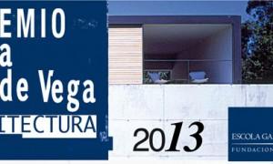 Premio Juana de Vega de Arquitectura 2013 [convocatoria]
