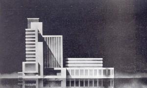 Arquitectura Moderna no Perú [I] | Fernando Freire Forga