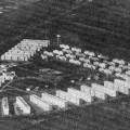 Unidad Vecinal N° 3, Lima – 1949. Proyectistas: A. Dammert, C. Morales M., M. Valega, L. Dorich, E. Montagne, J. Benites, F. Belaúnde.
