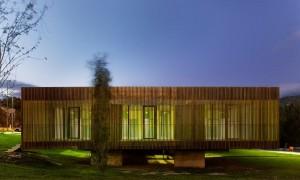 Escuela infantil en el Campus Universitario de Orense | Abalo Alonso Arquitectos