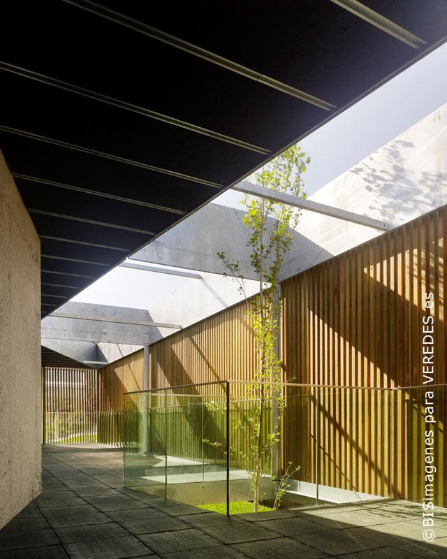 Escuela infantil en el campus universitario de orense abalo alonso arquitectos - Arquitectos ourense ...