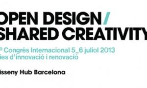 2º Congreso Diseño Abierto/Creatividad Compartida