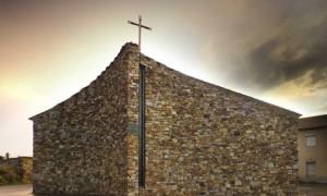 A igrexa de Pumarejo de Tera [Miguel Fisac]