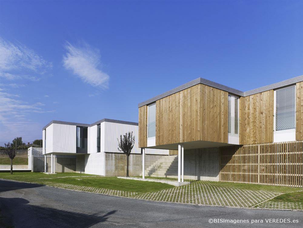 Casas modulares addomo en covas salgado li ares - Constructor de casas ...