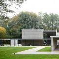 """Pabellón Rietveld"",1995, Gerrit Rietveld, arquitecto. Kröller-Müller Museum | laformamodernaenlatinoamerica.blogspot.com.es"